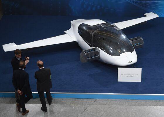 Air-Taxi Startup Lilium Generates 29-Fold Return on Atomico Bet