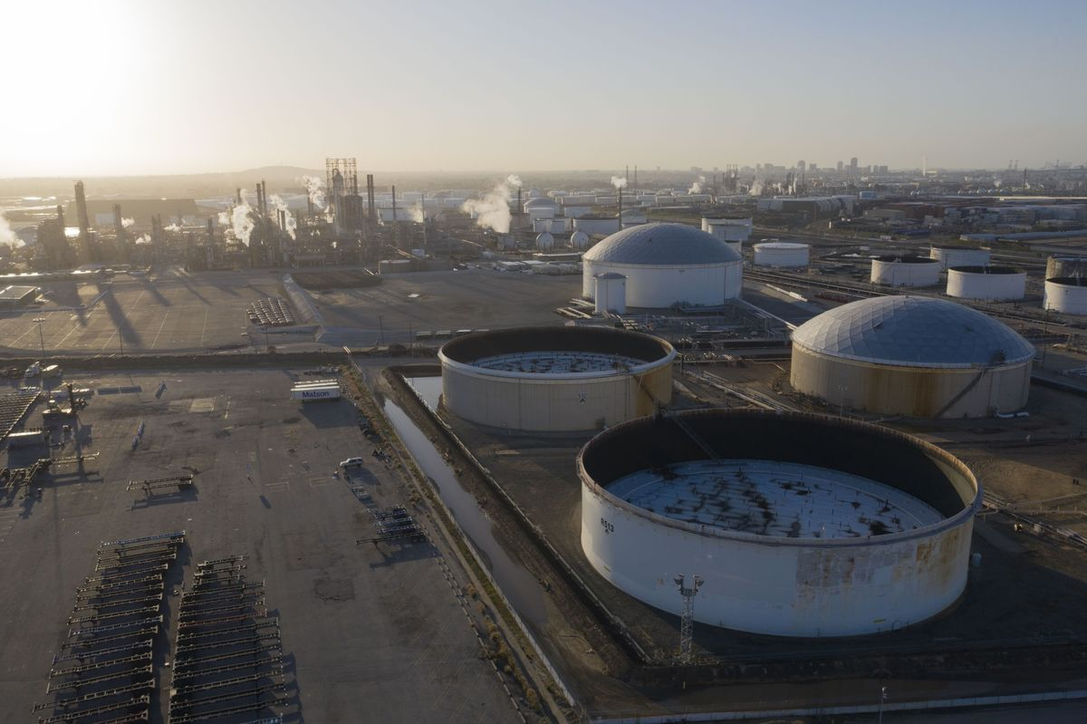 Massive Oil Refiners Are Turning into Biofuel Plants in the West