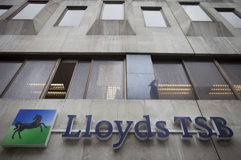 ULloyds Said Planning to Sell $2.5 Billion of Mainly Irish Loans