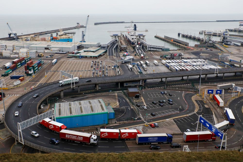 U.K. No Island When It Comes to Exports, Bank of England Analysts Say