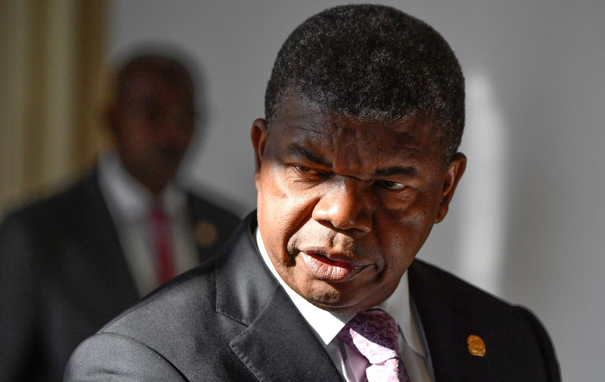 Angolan Leader Accuses Party Officials of Stoking Online Protest