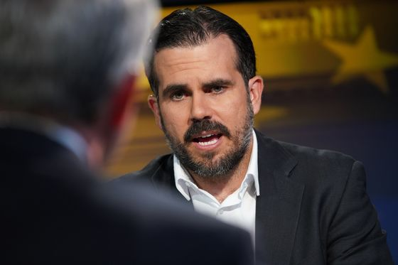Puerto Rico Governor Urged to Resign After Profanity-Laced Chats