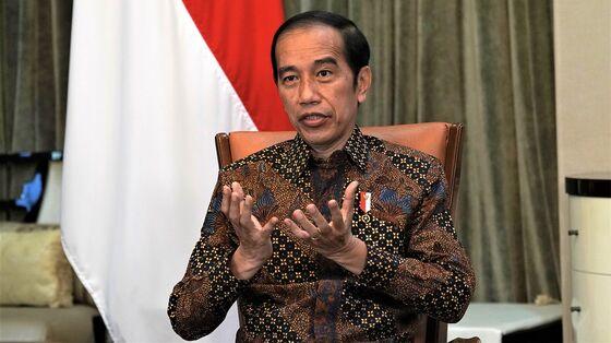Jokowi Doubles Indonesia's Wealth Fund Goal to $200 Billion