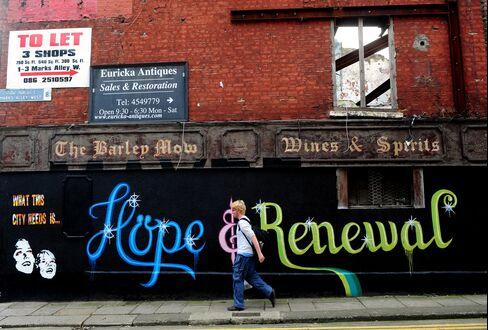 Irish Urge Children to Leave