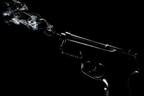 For the White Collar Commando: A Ballistic-Shield Briefcase