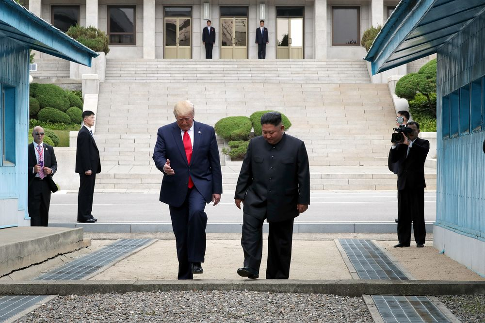 Democrat Says Diplomacy Is More Than Bringing a Casserole to Kim
