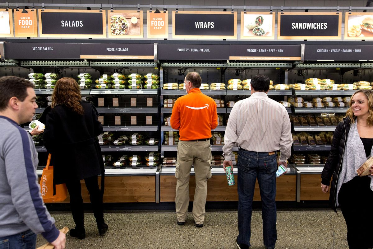 Amazon Confirms Plans for Store Under New Grocery Brand