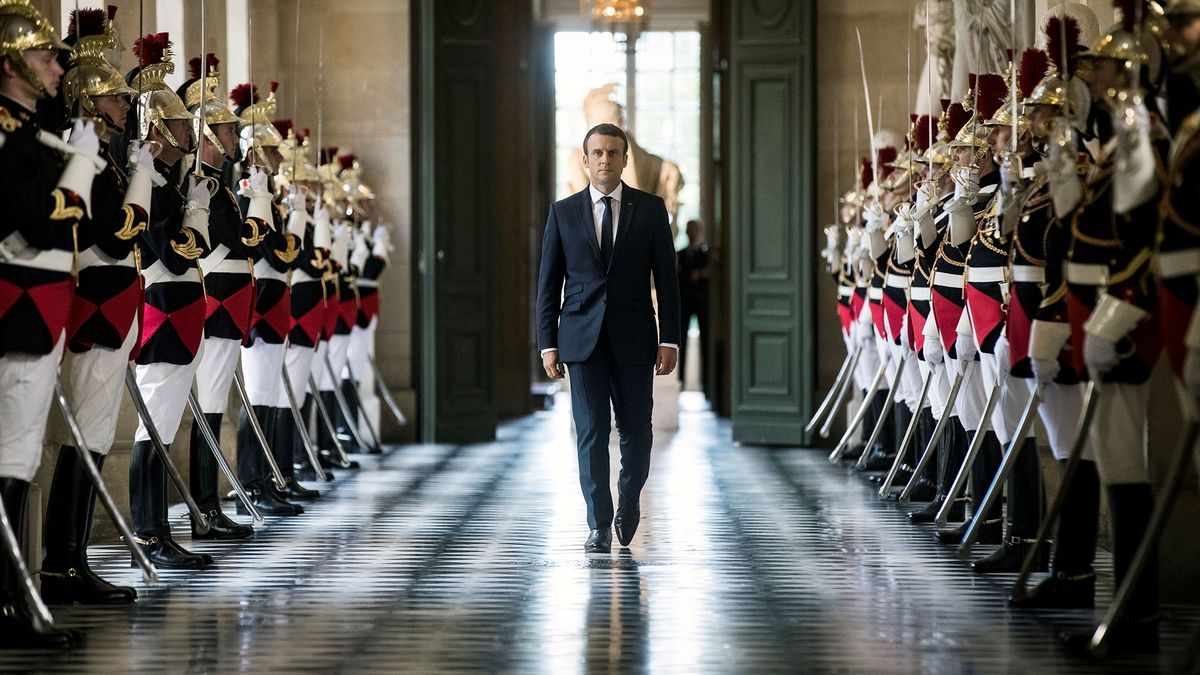 Macron Courts French Doubters With Vision of New Enlightenment – Bloomberg