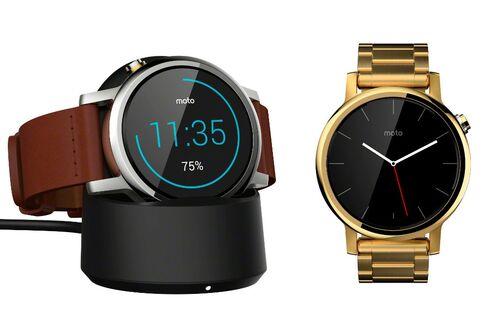 The new Moto 360 smartwatch