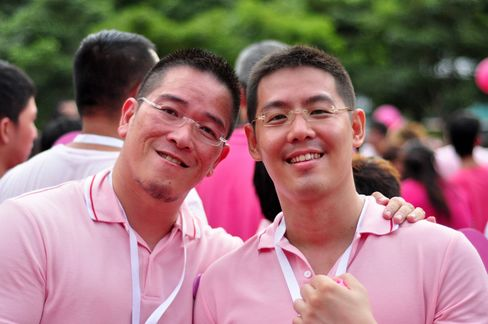 Gary Lim and Kenneth Chee Challenged the Law