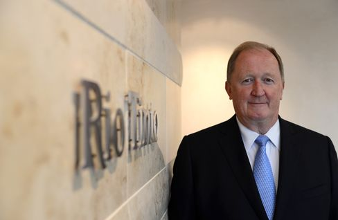 Rio Tinto Incoming CFO Chris Lynch