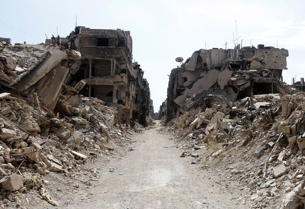 Syria Says U.S. Allies Won't Agree to Help With Reconstruction
