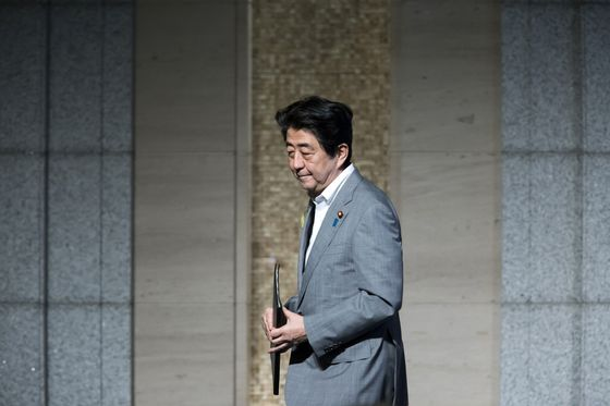 Japan's Abe Seeks Third Term After Fighting Back From Scandal