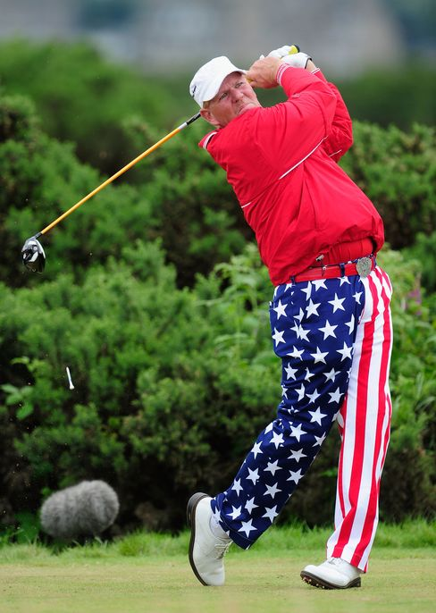 John Daly of the USA