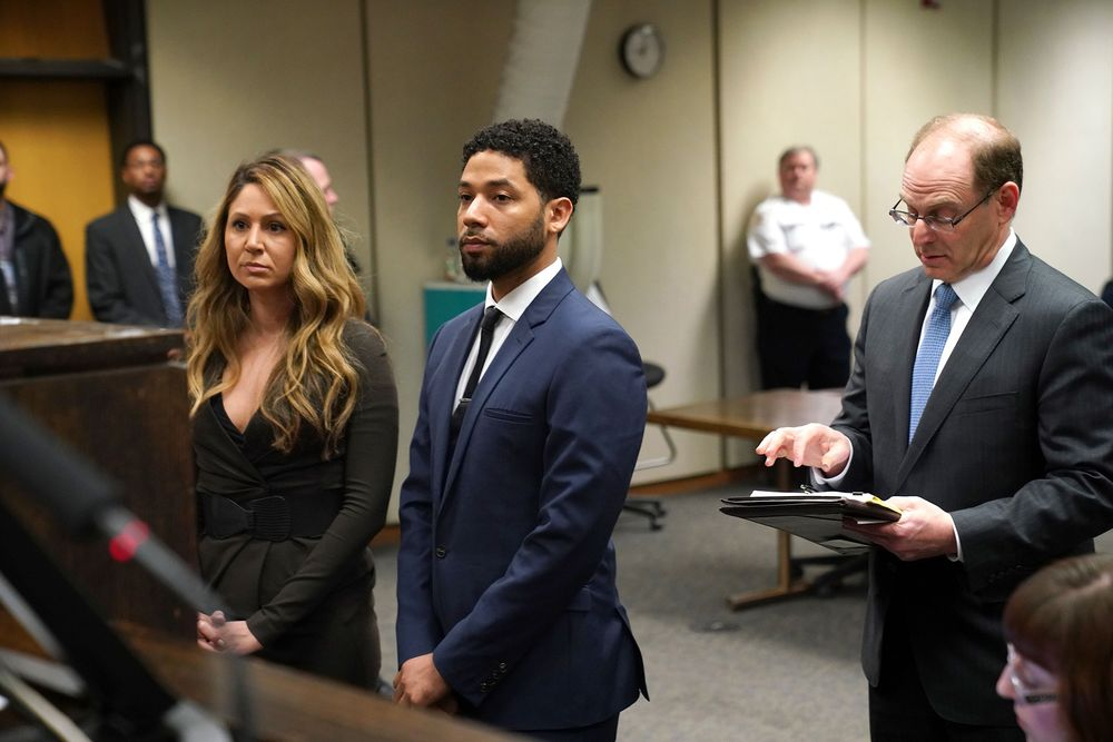 Jussie Smollett Charges Dropped: Record on Alleged Lies Now Clean