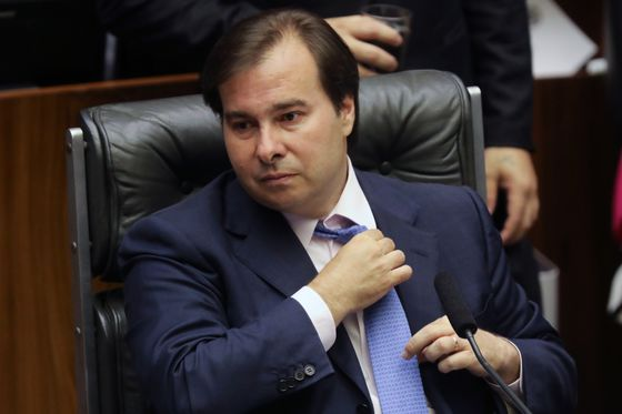 Fight for Helm of Brazil Congress Heats Up With Reforms at Stake