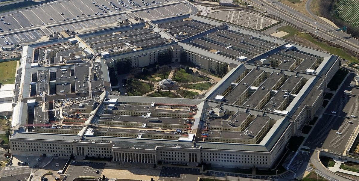 The Pentagon's Flatlining Budget Is Good News for China - Bloomberg