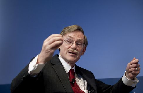 Former World Bank President Robert Zoellick