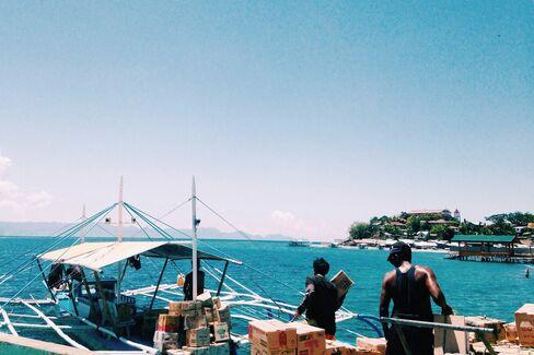 Culion Dock