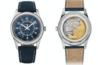 relates to Patek Philippe Finally Releases a New Watch This Year—In Steel