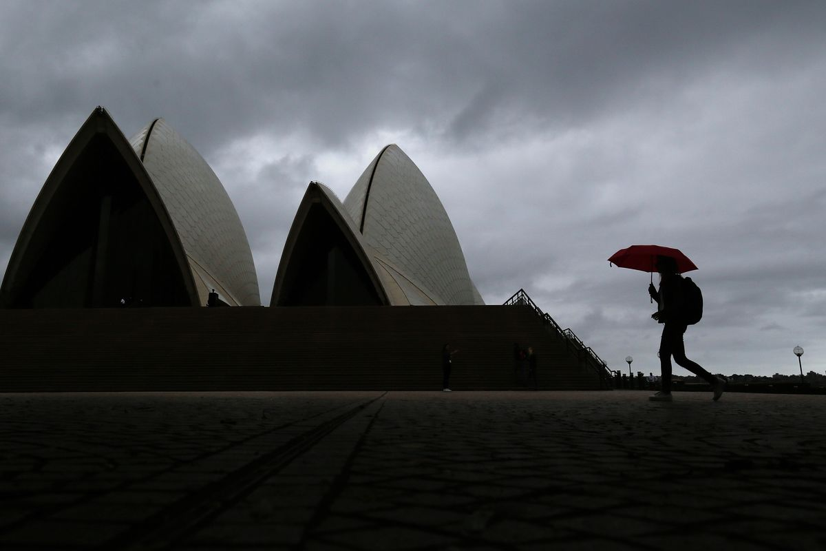 China Issues Australia Travel Warning as Relationship Sours
