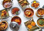 An array of dishes at Dhamaka shows why New York is beating London at the Indian food game.