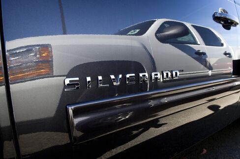 GM, Chrysler September Sales Beat Estimates on Trucks