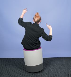 Steelcase's Turnstone Buoy, an Office Chair for the Restless