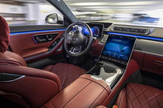 The 2021 Mercedes-Benz S Class Sedan Is the Best in Its Segment
