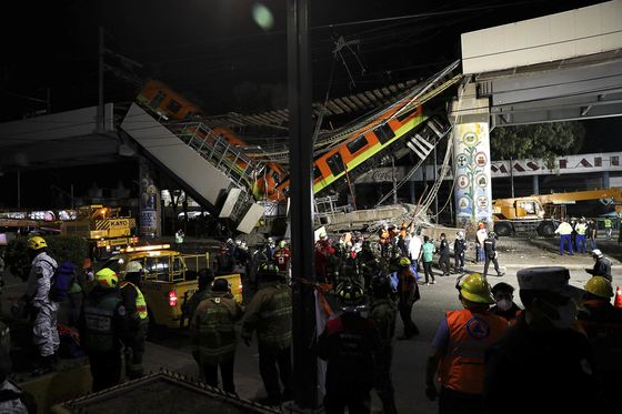 Mexico City Metro Collapse Kills 24 After Neighbors' Warnings