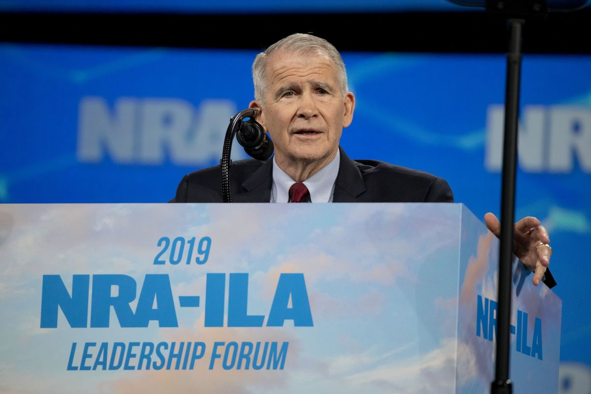 Oliver North Is Subpoenaed by New York in NRA Spending Probe