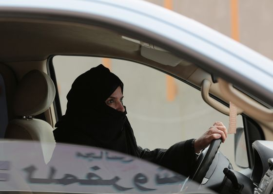The Saudi Women Most Eager to Drive Are Sitting in Jail