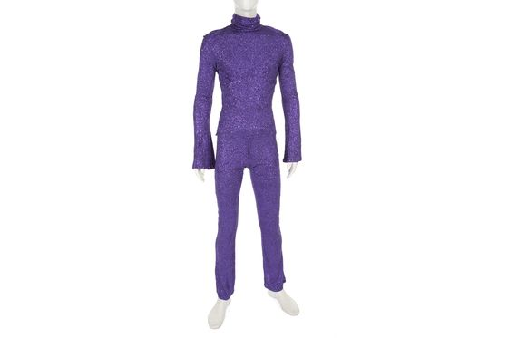 Nothing Is Off-the-Rack In Upcoming Sales of Prince's Glittery Collection