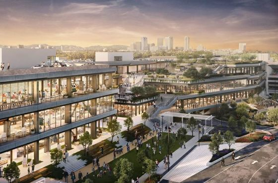 Google to Lease Converted Mall in Race for L.A. Office Space