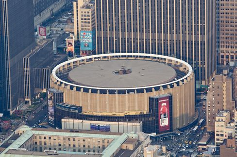 Madison Square Garden Rises as Jeremy Lin Fuels Knicks Sales