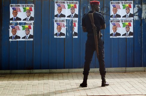 Obama's Push for Investment in Africa Spurned by U.S. Companies