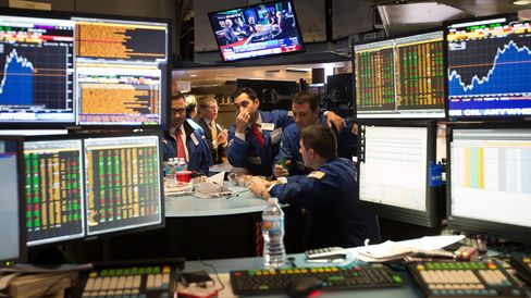 Traders At The NYSE React To FOMC Rate Decision