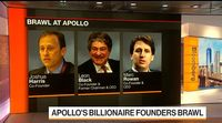 relates to The Behind-the-Scenes Drama Between Apollo's Co-Founders