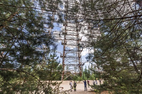Chernobyl Emerges From Oblivion for the Streaming Generation
