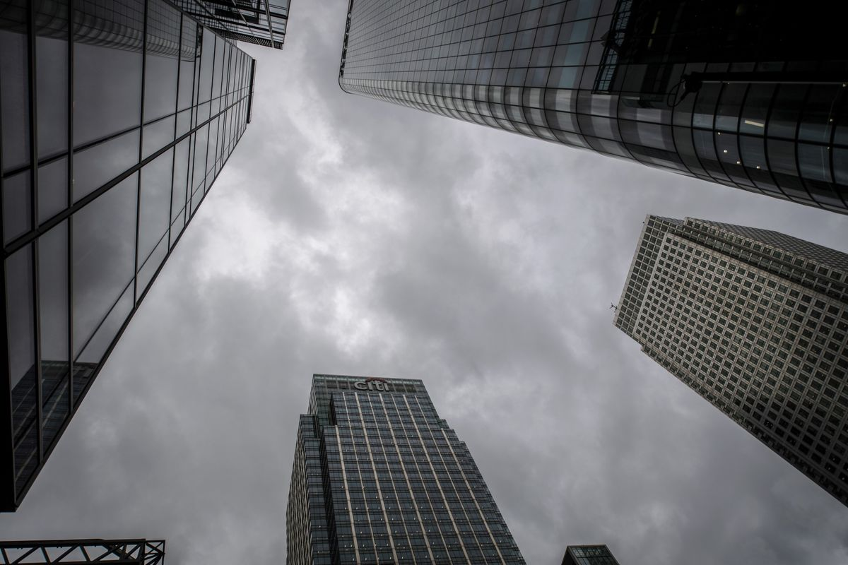 Maybe Banks Really Aren't Worried About Brexit