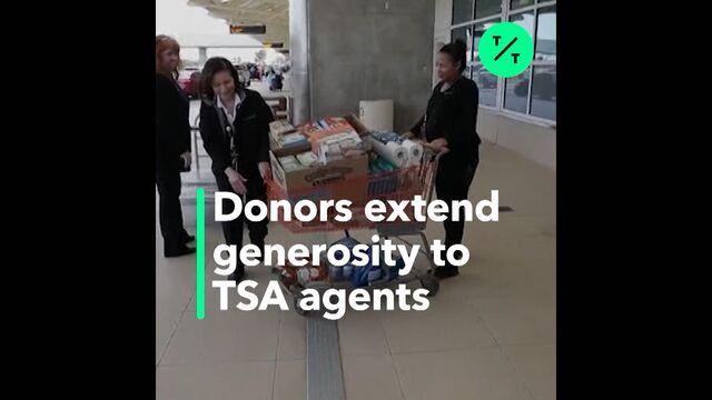 Absences Still High as TSA Predicts Airport Holiday Travel Crush