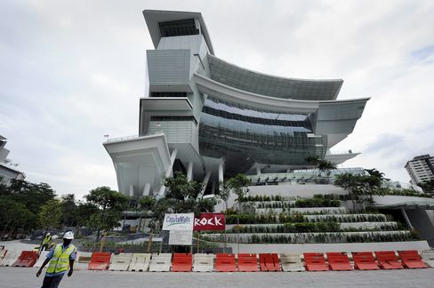Singapore Mega Churches Build Malls As Faithful Invest in God