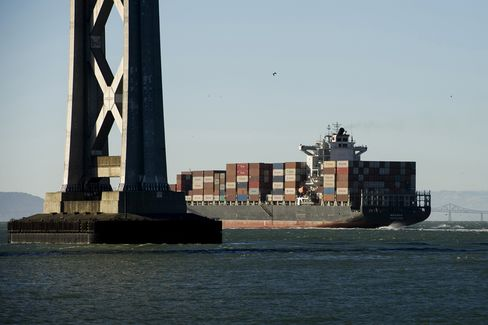 Trade Deficit in U.S. Unexpectedly Jumps as Imports Near Record