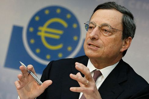Will Draghi Put His Money Where His Mouth Is?
