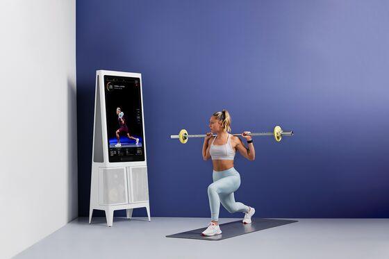SoftBank Leads $220 Million Funding for AI Home Gym Maker Tempo