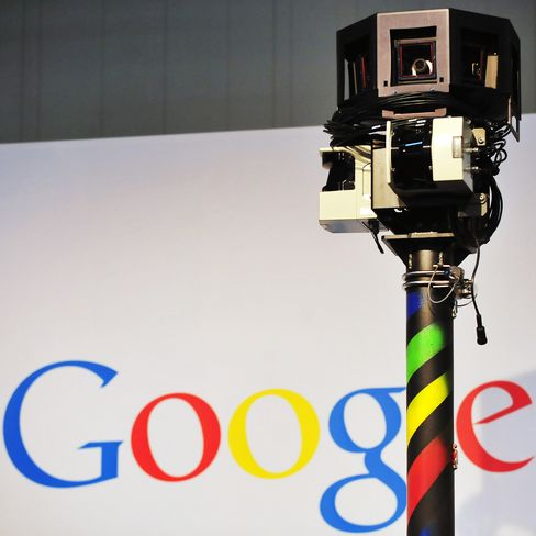 Google raided by Korea police in probe of Street View
