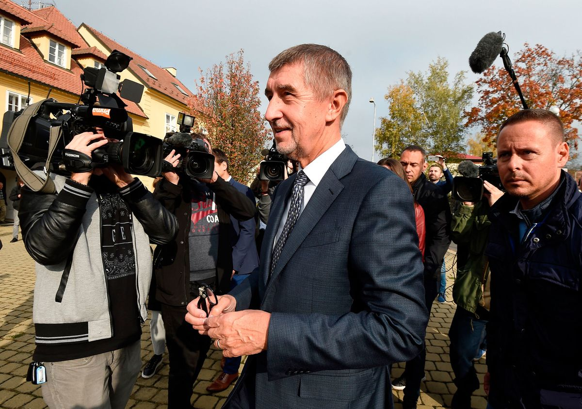 Czech Mogul Faces Tough Cabinet Talks After Dominating Elections