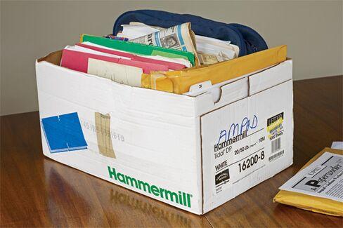 Mitt Romney's Box of Kryptonite