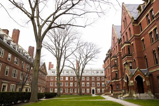Harvard 'Flooded' With Worries of Students Barred From U.S.