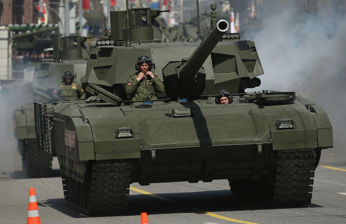 Russian Tanks Roll Into Marketing War